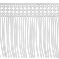 The checkered lace trim measures approximaely from top to bottom.This Lace Fringe Trim is a fantastic fringe for scarves, shawls and other garments and accessories that have a Victorian flavor. It is also a beautiful trim for valances and table runners! Vintage Lace, Vintage Flowers, Tassel Curtains, Ribbon Rosettes, Black Iris, Victorian Lace, Rose Lace, Name Design, Vintage Crafts