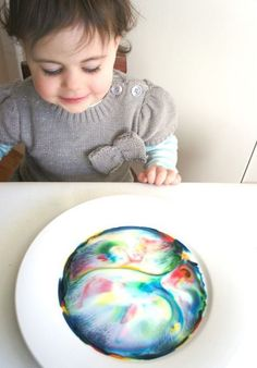 12 Fun Science Experiments for Your Little Mad Scientist via Brit + Co.