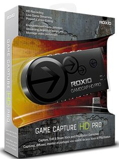 how to download roxio game capture software