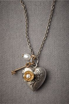 Heart-To-Heart Necklace