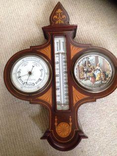 antique barometer   eBay