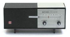 6石トランジスタラジオ「パナペット」