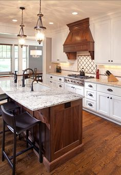 decorative kitchen hoods, both functional and beautiful | kitchen