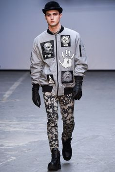 RANDOM PICS KTZ Fall 2015 Menswear - Collection - Gallery - Style.com