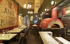 Barrio 47 restaurant Bluarch Architecture New York Barrio 47 tapas restaurant by Bluarch Architecture, New York