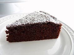 Dark Cocoa Cake from The Global Pastry Table cookbook