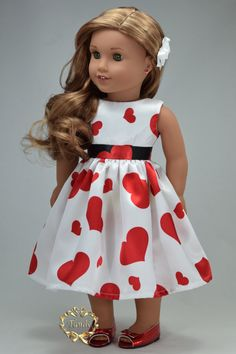 "American girl doll clothes "" Special occasion "" for only Lea Clark"