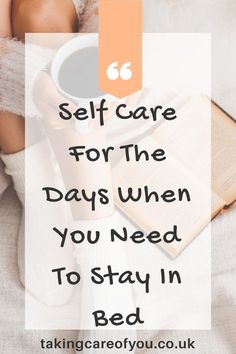 Duvet day ideas | Has life got too much? Do you need to take a mental health day? Here is a list of self care ideas, perfect for the days when you can't get out of bed. #selfcare #selfcaresunday #mentalhealth #mentalhealthawareness
