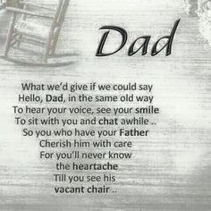 Rest in peace dad...you are forever loved by Ruth :) xoxo
