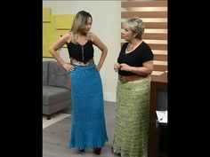 Mulher.com 01/12/2014 - Vestido Branco Croche por Noemi Fonseca - Parte 1 - YouTube