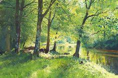 Pinturas Originales - Impresiones - bronces - Cerámicas - Cristales - estructuras - Richard Thorn