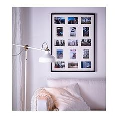 RIBBA Frame for 15 pictures - IKEA $19.99