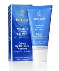 Weleda Moisture Cream for Men is made with the rich and nourishing Jojoba and Sesame Seed oils to improve skin elasticity and prevent dryness. Extracts of Marshmallow Root and Irish Moss provide anti-inflammatory, demulcent protection.