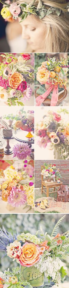 indian summer floral ...#inspiration @Maria Canavello Mrasek Quintero #Findwhatyoulove