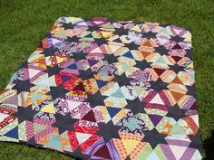 Another Hopscotch Quilt by Simly Reverie