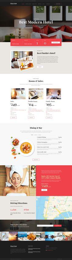 Modern Hotel WordPress Theme - https://www.templatemonster.com/wordpress-themes/62454.html