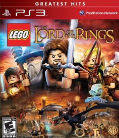 awesome New Games For Ps3 | LEGO Lord of the Rings - Playstation 3