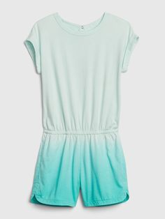 Shop Gap for latest girls' jumpsuits & rompers perfect for every occasion. Find girls' rompers and jumpsuits available in a range of prints and colors. Kids Outfits Girls, Cute Girl Outfits, Girls Fashion Clothes, Cute Outfits For Kids, Cute Summer Outfits, Kids Fashion, Cool Outfits, Fashion Outfits, Girly Outfits