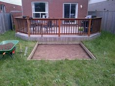 Hot Tub and Deck Installation on Behance
