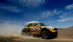 Dakar Rally 2012: The World's Most Challenging Off-Road Endurance Race