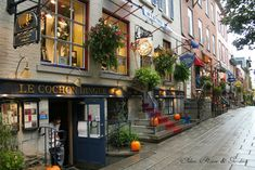 Aiken House & Gardens: ~ Old Quebec City...One of my favorite places on earth