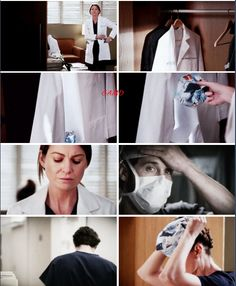 And the ferry boat scrub cap lives on! I'll be real mad if they don't bring it back in season 12!