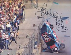 ...before NASCAR was really safe....