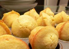 Griesmeel cupcakes een lekker alternatief voor griesmeelpudding.