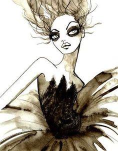 Mode Illustraties
