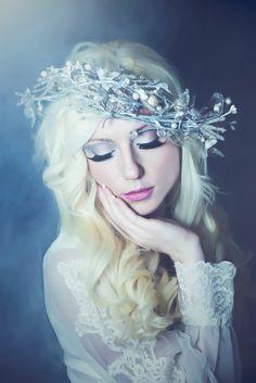 April Albaugh - Angelica Georgiles - makeup Katrina King - No Winter Lasts Forever