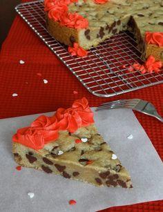 Cookie cake recipe!
