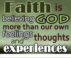 Amen!!! Trust in The Lord :)