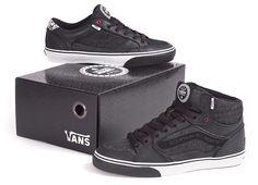 0733e97e0e6e The Shadow Conspiracy x Vans Capsule Collection Bmx Shoes