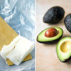 Swapping avocado for the lard, butter, or shortening will add the same creamy texture and a dose of heart-healthy, monounsaturated fats to your baked goods.