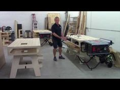 The Paulk Workbench by FastCap is HERE! - YouTube
