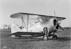 XF3F-3 #biplane #1930s