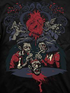 Zombie Love by Beastpops