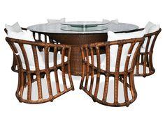 Foto principal de Conjunto de Cadeiras com Mesa em Fibra Sintética Fortaleza