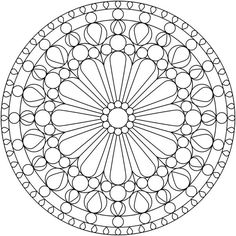 Design Coloring Pages Picture 37 – Printable Geometric Design ...