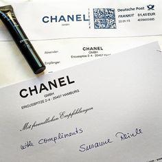 #Chanel #free #freeSample #бесплатныеПробники #ChanelFreeSample #experiment #freeByPost #beauty #makeup #bblogger #instablogger  My blog / мой блог http://feelmakeup.com Где скрываются такие вожделенные бесплатные пробники? Я решила поэкспериментировать и написать в фирмы Dior, Chanel и Guerlain. Что из этого вышло читайте у меня в блоге.