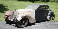 1938 Bugatti Type 57 Series 3 Ventoux Coupe | Flickr - Photo Sharing!