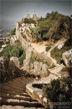 Castelos dos Mouros, Sintra, Portugal - Carlos Caetano
