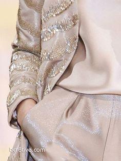 Giorgio Armani FW 2013-14 Haute Couture Details