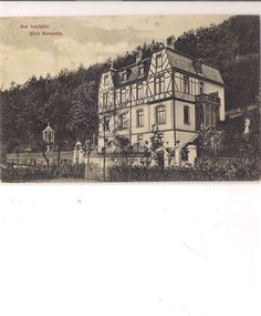 Haus Kronprinz 1905