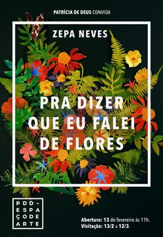 Exposição de Zepa Neves