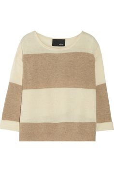 LineGrafton striped cashmere sweaterfront