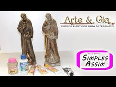 Youtube, Geek Stuff, Videos, Crafts, Decoupage, Angel, Awesome, Plaster Crafts, Handmade Crafts