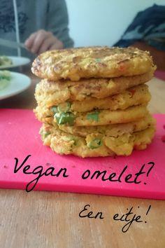 vegan omelet 1