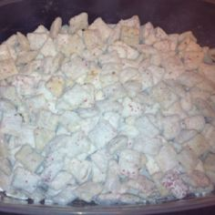 Rice Chex Almond Bark Cake Mix