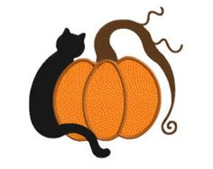 Fright Night Halloween and Fall Machine APPLIQUE Embroidery Designs